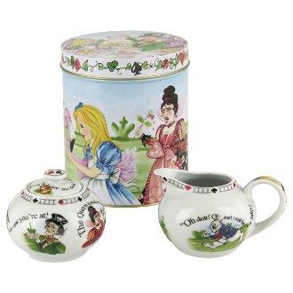 Alice in Wonderland Cream Jug