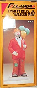 "Emmett Kelly Jr. Figurine ""Balloon Man"""