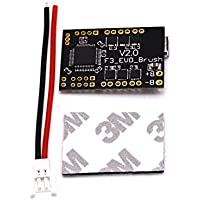 LHI 32bit Brushed F3 EVO Flight Control Board Support PPM SBUS receiver Hexacopter LED function 1s 2s battery for Mini Micro Nano quad fpv racing
