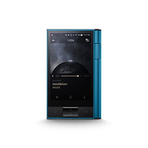 Astell&Kern KANN Portable High Resolution Audio Player, Eos Blue by Astell&Kern