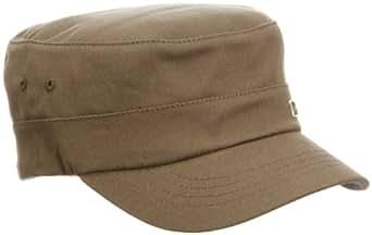 Kangol Men's Cotton Twill Army Cap, Green (Army Green), S/M