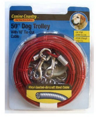 100 ft dog trolley - 6