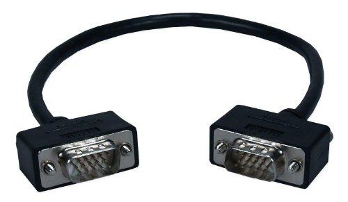 Qvs Ultra Thin VGA M-m 1 Ft