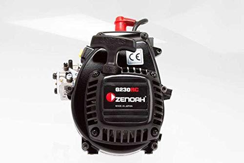 Zenoah g230rc 23 ccm Motor (sin. Embrague, filtro, Reso): Amazon.es: Juguetes y juegos