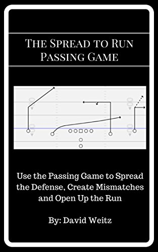 (The Spread to Run Passing Game: Use the Passing Game to Spread the Defense, Create Mismatches and Open Up the)