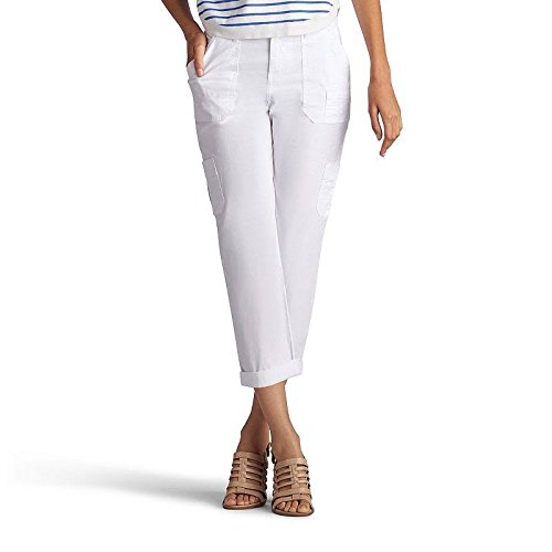Relaxed Crop Pant - 7