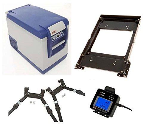 ARB 4X4 Accessories 50 Qt Fridge Freezer & Slide & Remote Monitor & Tie Down Bundle - Complete Set by ARB (Image #1)