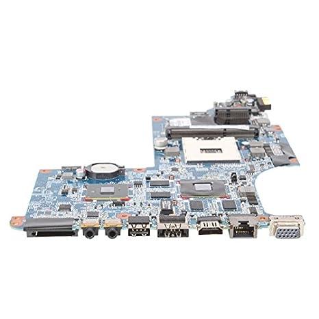 Placa base del ordenador portátil para HP 603642-001 DV6T Inter PM Blue: Amazon.es: Electrónica