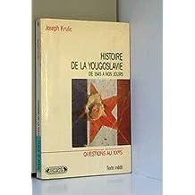 Histoire de la Yougoslavie, de 1945 à nos jours