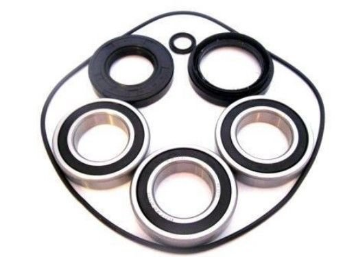 Rear Wheel Bearings Seals Kit Honda TRX250EX Sportrax 2006 2007 2008 2009 2010 by Boss Bearing (Image #1)