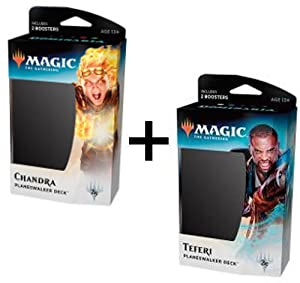 Magic The Gathering: Dominaria Planeswalker Decks Set of 2