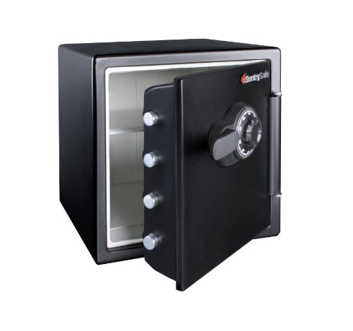 SentrySafe SFW123CS 1.2 Combination Fire Resistant Big Bolt Safe