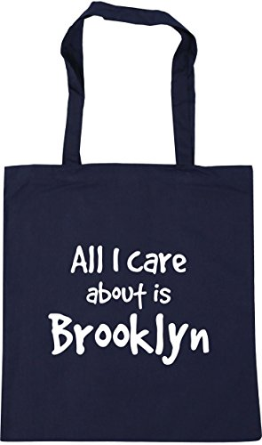 Tote Beach Shopping about 42cm Navy is Bag x38cm French care litres I Gym All Brooklyn 10 HippoWarehouse nxzw0UYpqU