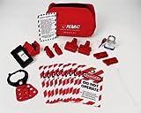 Nmc Economy Lockout Pouch Kit - 8X6x7''