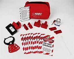 Nmc Economy Lockout Pouch Kit - 8X6x7\