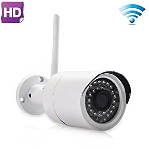 Alptop AT-B603W HD 720P Wifi Wireless IP Security Camera 3.6mm lens