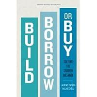 Build, Borrow, or Buy: Solving the Growth Dilemma