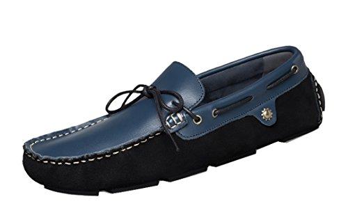 TDA , Sandales Compensées homme - bleu - bleu, 45 EU