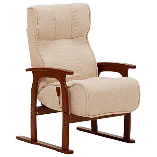 ★萩原:座椅子 LZ-4303IV B06ZY5L9K3