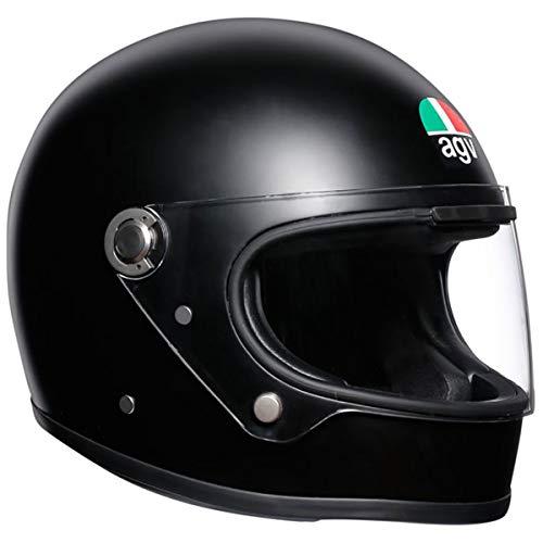 - AGV Unisex-Adult Full Face X3000 Motorcycle Helmet Matte Black Large