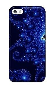 Iphone 6 4.7 Fractal Print High Quality Tpu Gel Frame Case Cover