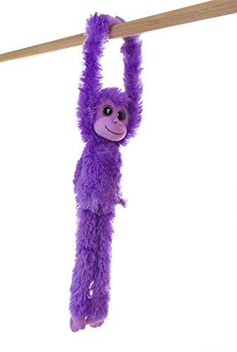 Aurora World - Natural Hanging Chimp - Purple