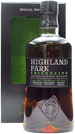 Highland Park TRISKELION Single Malt Scotch Whisky 45,1% - 700 ml in Giftbox