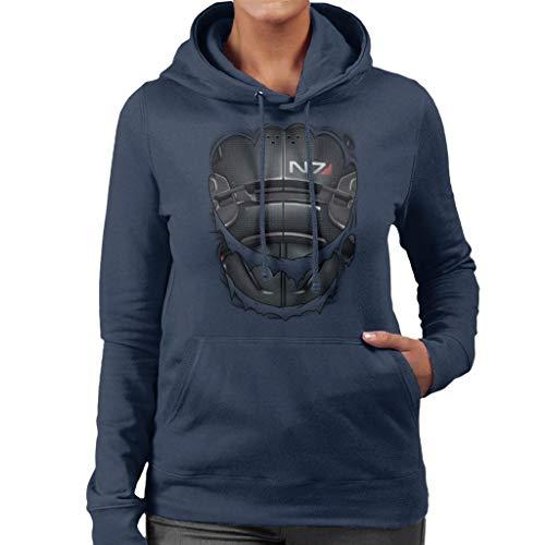 Mass Effect Pathfinder Armour Women's Hooded Sweatshirt