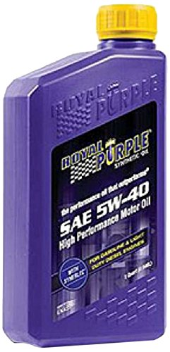 royal-purple-06540-6pk-api-licensed-sae-5w-40-high-performance-synthetic-motor-oil-1-qt-case-of-6