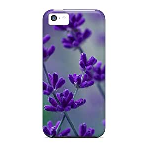 Iphone 5c Hard Back With Bumper Cases Covers Lavender