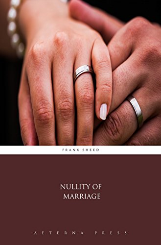 Nullity of Marriage (Illustrated)