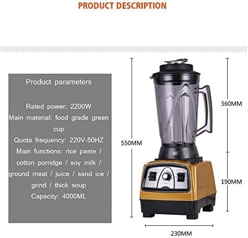 Fraîchement Machine à Lait de soja au Sol entièrement Automatique Non Juicing Easy-Clean Grande capacité Lait d\'Amande Maker Riz Maker Lait et Soupe Maker