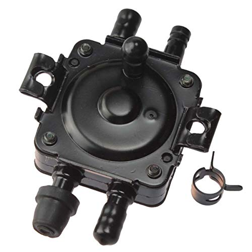 zt truck parts 41-20OE01 Vacuum Fuel Pump Fit for Onan P220G 20hp Wheel Horse 520-HC 520-H Tractor ()