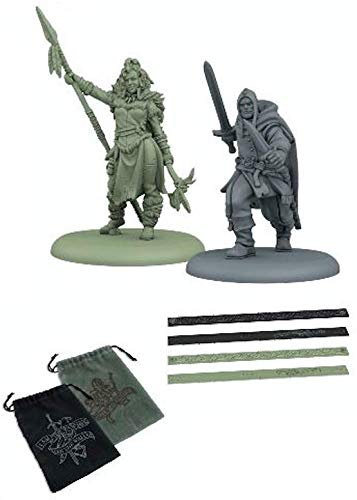 Amazon com: A Song of Ice & Fire: Tabletop Miniatures Game: Game