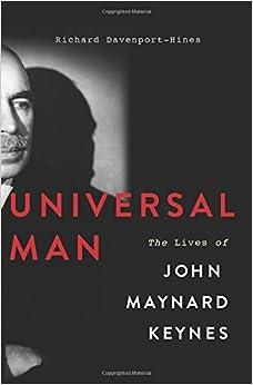 Book Universal Man: The Lives of John Maynard Keynes