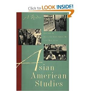 Asian American Studies: A Reader Min Song and Professor Jean Yu-Wen Shen Wu