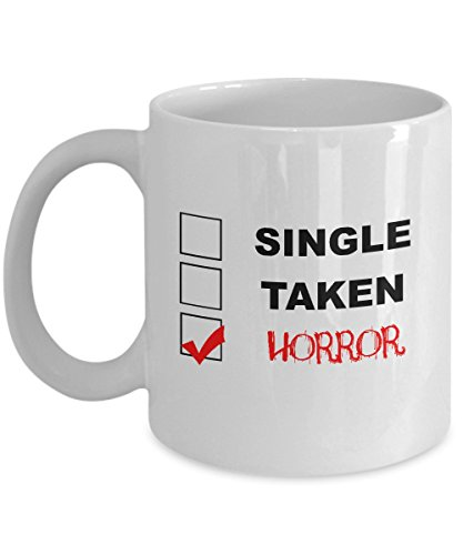 Single Taken Horror Girlfriend/Boyfriend Mug]()