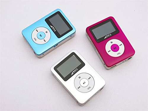 Card three generations mp4 1.8 inch screen MP5 video player(Pink)