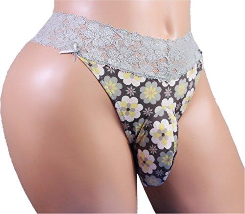 Girly underwear for men