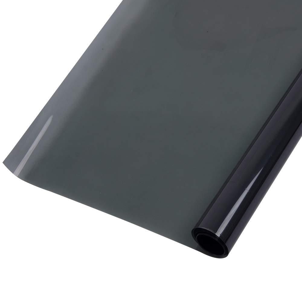 ふるさと納税 Ho-mart カーウィンドウフィルム UV100%カット 紫外線100%カット 遮熱シート カー用品 ブラインド効果 遮熱シート 152cm*3000cm 紫外線カット まぶしさ防止 B07MC3FBTD プライバシー保護 ガラスの飛散防止 152cm*3000cm ダークスモーク(透過率15%) B07MC3FBTD ブラック(透過率35%) ブラック(透過率35%), 名田庄村:abeeba60 --- itourtk.ru