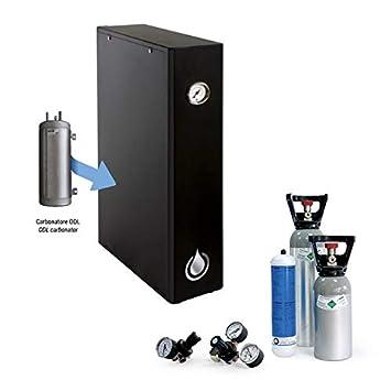 Untertisch-Sprudelanlage ohne Kühlung SODALINO Slim ohne Wasserhahn B-WARE
