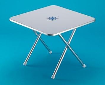 Tisch Klappbar Kunststoff.Nb Tisch Klappbar Kunststoff Klapptisch Beine Aus Alu