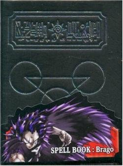 Zatchbell (The Card Battle) Spell Book : Brago