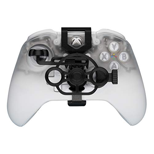 xbox 1 steering wheel with clutch - 7