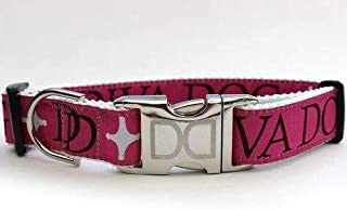 product image for Monogram Custom Dog Collar (Optional Matching Leash Available) XS/S