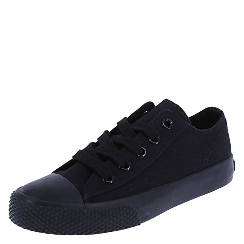 All Black Kids Sneakers