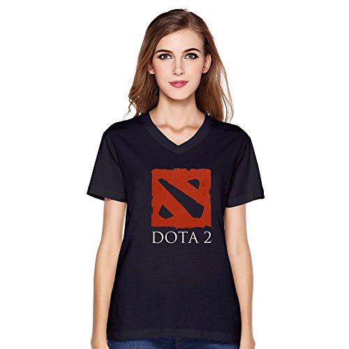 Stylish Womens Dota Online Battle Arena Mod Warcraft III T Shirts