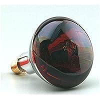 F-bright Lámpara infrarroja. E27, 250 W, Rojo, 12.5