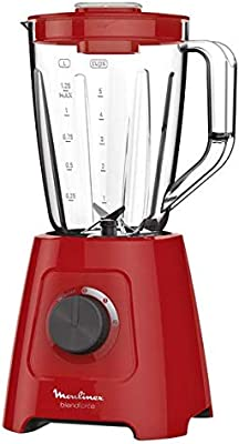 Moulinex Blendforce LM420510 - Batidora Vaso de Plástico, 600 W, 4 ...