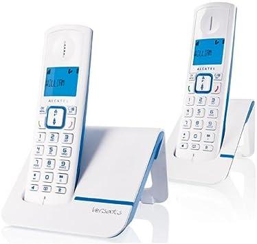Alcatel Versatis F 230 Voice Duo: Amazon.es: Electrónica